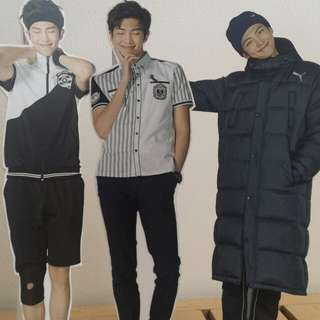 RM (BTS) Mini Standees