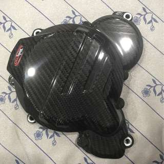 KTM/Husky carbon ignition cover
