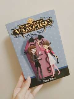My sister Vampire 【我的吸血鬼家姐】