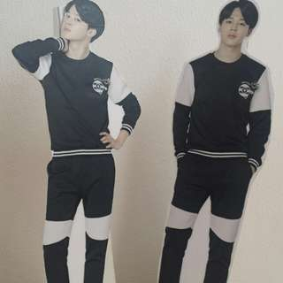 JIMIN (BTS) Mini Standees