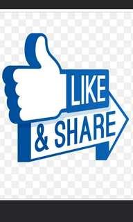 互Like & Share