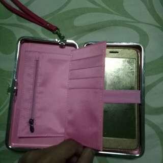Wallet wid cp case