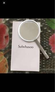 BNIB Sulwhasoo Mirror