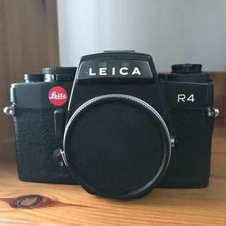 Leica R4 film SLR camera BODY *MINT*