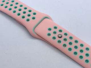 全新 42mm Apple Watch 錶帶 (粉紅色)
