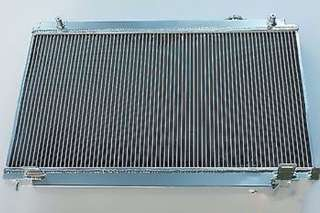 Nissan Fairlady Z33 350z 40mm 2 Row Aluminum Radiator for Automatic Transmission