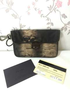 AUTHENTIC PRADA WALLET WITH CARDS
