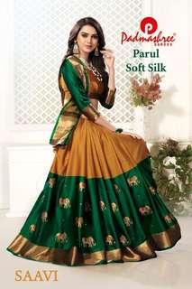 Parul Soft Silk Saree