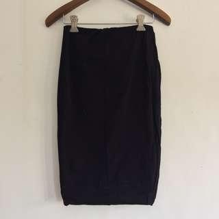 Cotton On knee-length pencil skirt