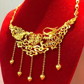 999 Bridal Jewellery (四点金)