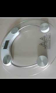New Modern Glass Weighing Machine/Weight Scale