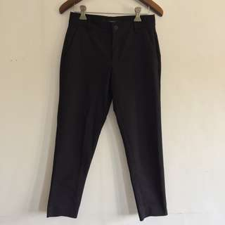 Mango skinny slacks