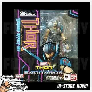 S.H. Figuarts SHF Thor (Thor: Ragnarok) & Thunder Effect Set