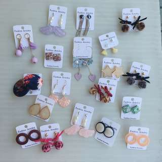 Earrings Clearance Sale