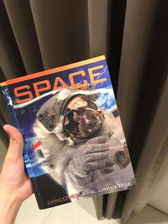 space knowledge book