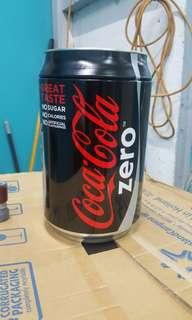 可口可樂大罐 黑色