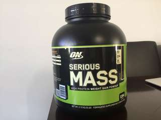 Mass Gainer - Serious Mass