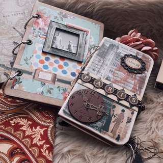 Vintage Notebooks Collection