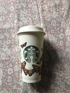 Repriced!! Authentic Starbucks Tumbler