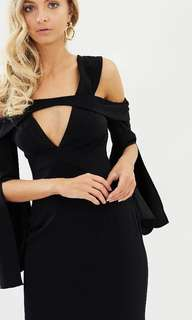 Carmen Cold Shoulder Dress