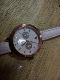 Pink unbranded watch