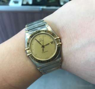 全原裝 90%new omega constellation 1448/431  $5500