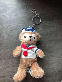 Duffy sailor Keychain Plush