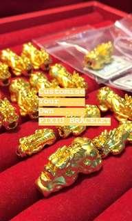 Customise* 999 Pixiu Bracelet