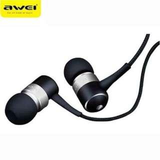 ORIGINAL AWEI ES-Q3 In-Ear Headset