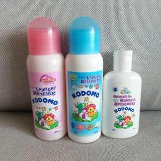 Kodomo Baby Sample Set