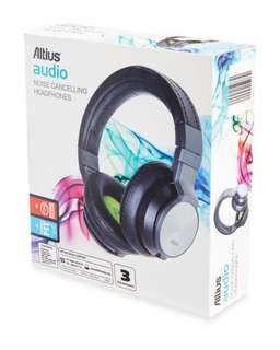 Altius Noise Cancelling Headphones