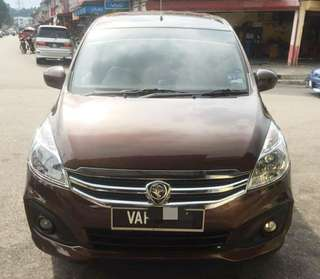 PROTON ERTIGA 1.6 MANUAL SAMBUNG BAYAR / CAR CONTINUE LOAN