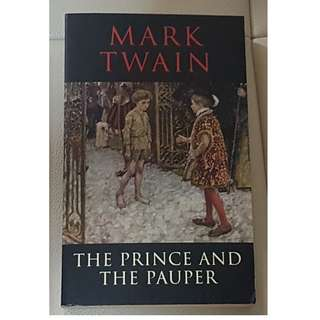 Prince and the Pauper by Mark Twain (Paperback Book)