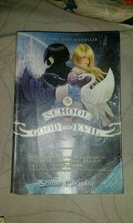The School for Good and Evil Book 1 w/ Chapter 1 and 2 of Book 2