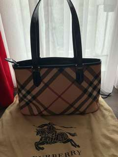 Burberry supernova Tote Bag
