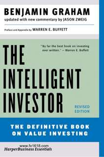 The Intelligent Investor (ebook) #Ramadan50