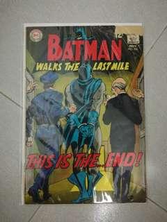 Batman 206 (silver age 12 cent book)