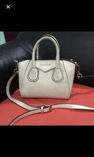 Givenchy white bag