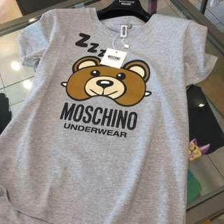 Moschino bear tee 熊仔tee
