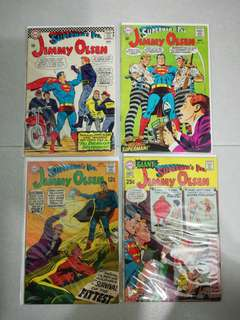 Superman pal jimmy olsen (silver age)