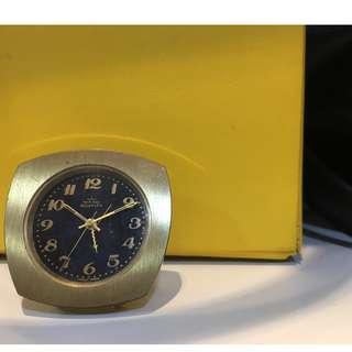 PONTIFA MINI TABLE ALARM CLOCK