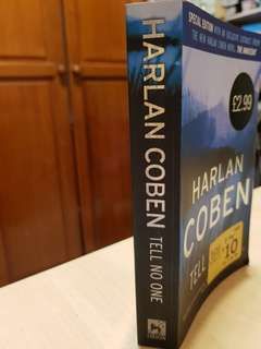 Harlan Coben: Tell No One