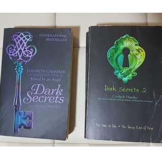 Dark Secrets by Elizabeth Chandler Book Series