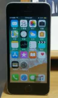 🚚 95% New Iphone 5S 16G Gray