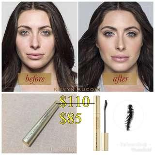 【$110】 Kevyn Aucoin Beauty The Expert Mascara  Black 4.85 mL【極罕旅行裝‼️】