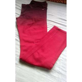ANGEL WING PANT( PEOPLE R PEOPLE) SIZE 29