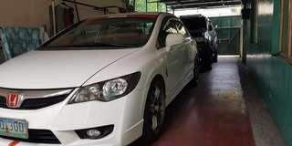 Honda civic 2011 1.8s AT white