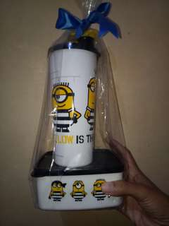 Tupperware Minions Characters