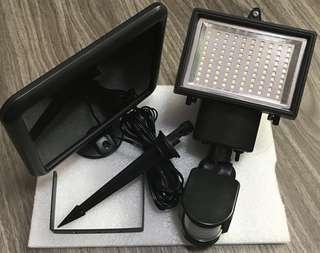**60% OFF** 100 LED Motion Sensor Solar Floodlight