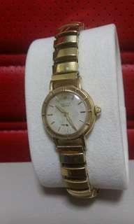 勞力士小三針18k手錶